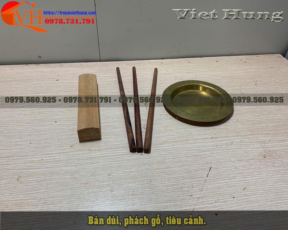 bán phách gỗ