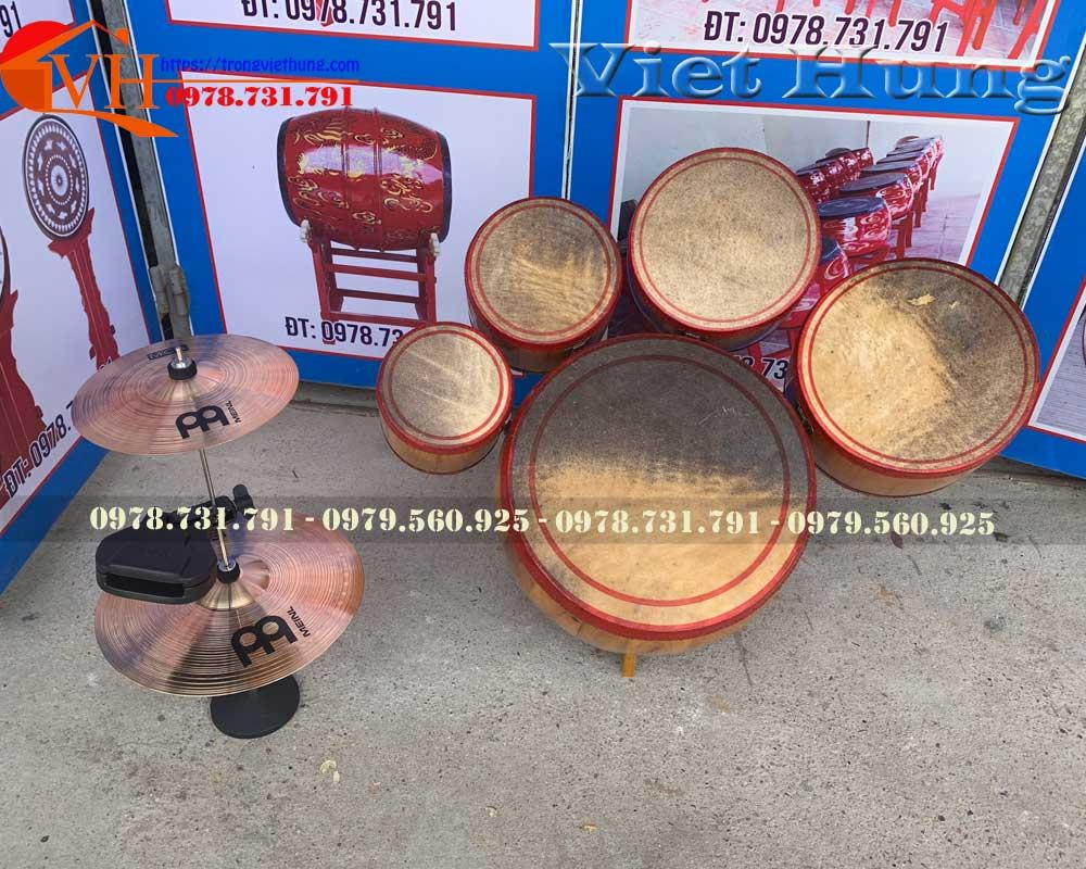 bán cặp cymball kep