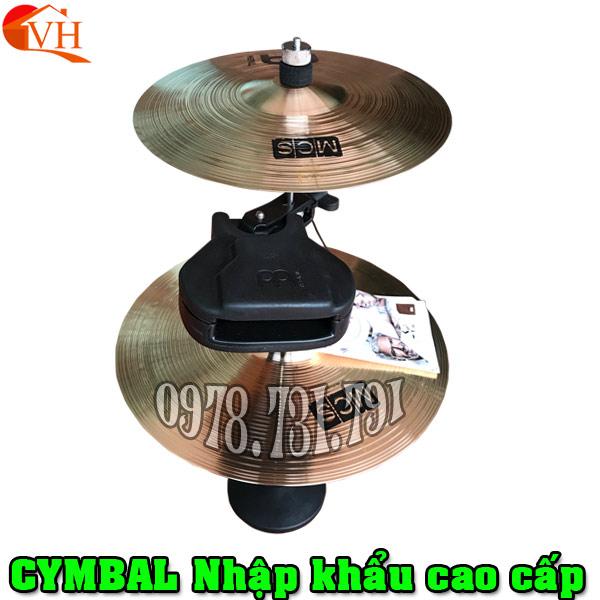 cymbal nhập khẩu cao cấp